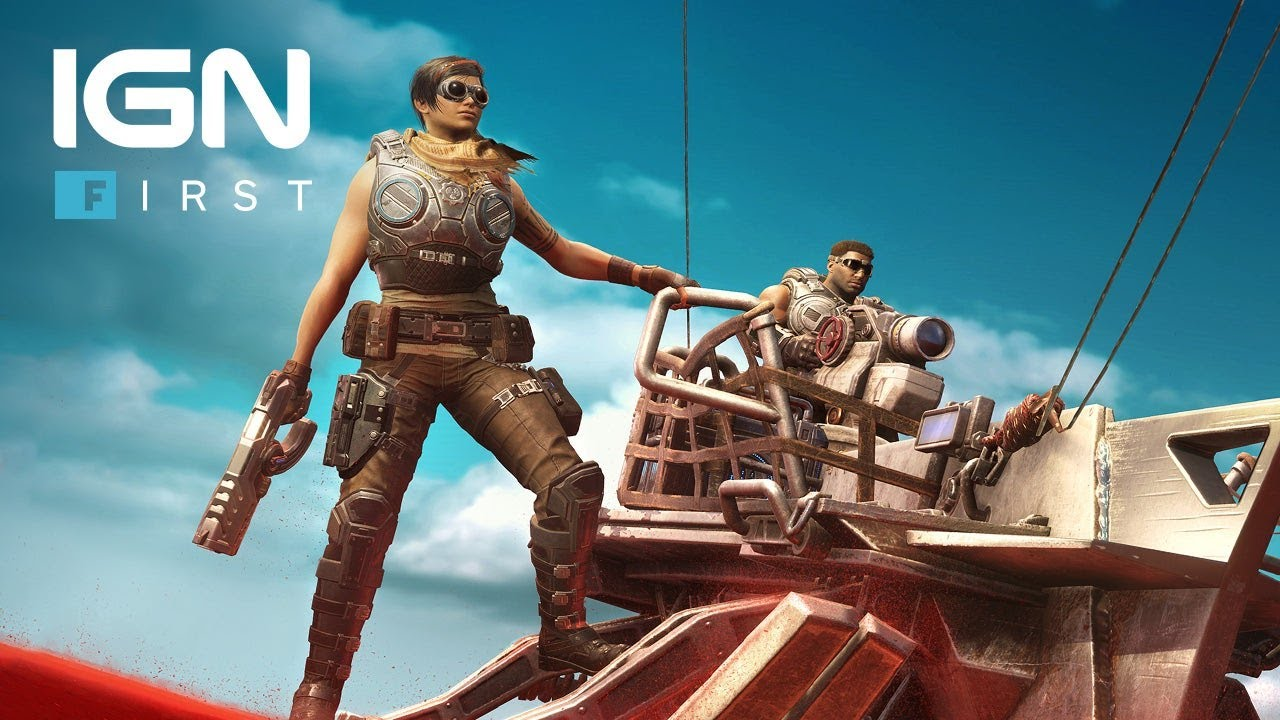 Gears 5 ELEAGUE Trailer - E3 2019 + video