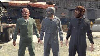 GTA 5 Mejores Misiones # 7 El Bloqueo