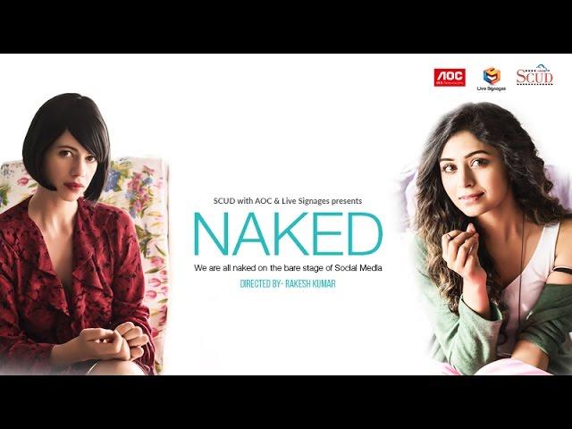 NAKED |  HD | Ft Kalki Koechlin and Ritabhari |Nominated for Jio Filmfare 2018 | Short film