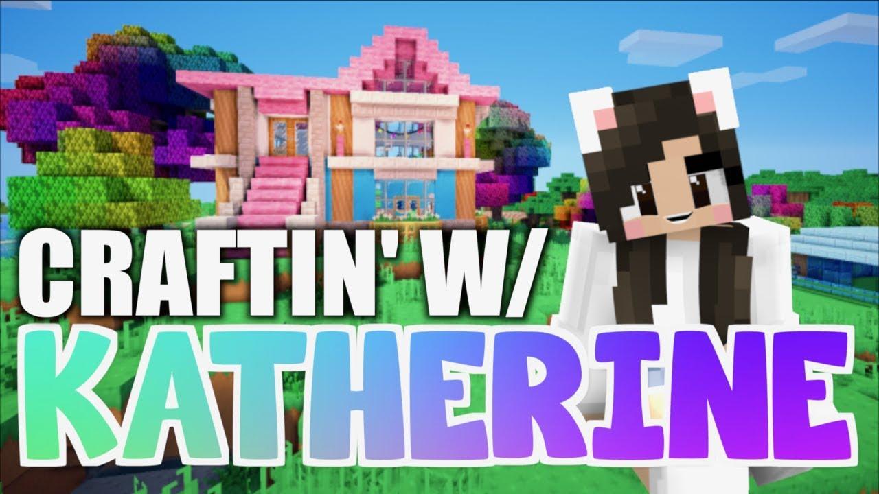 💙 Decorating My House! Craftin\' w/ Katherine Ep. 14 - YouTube