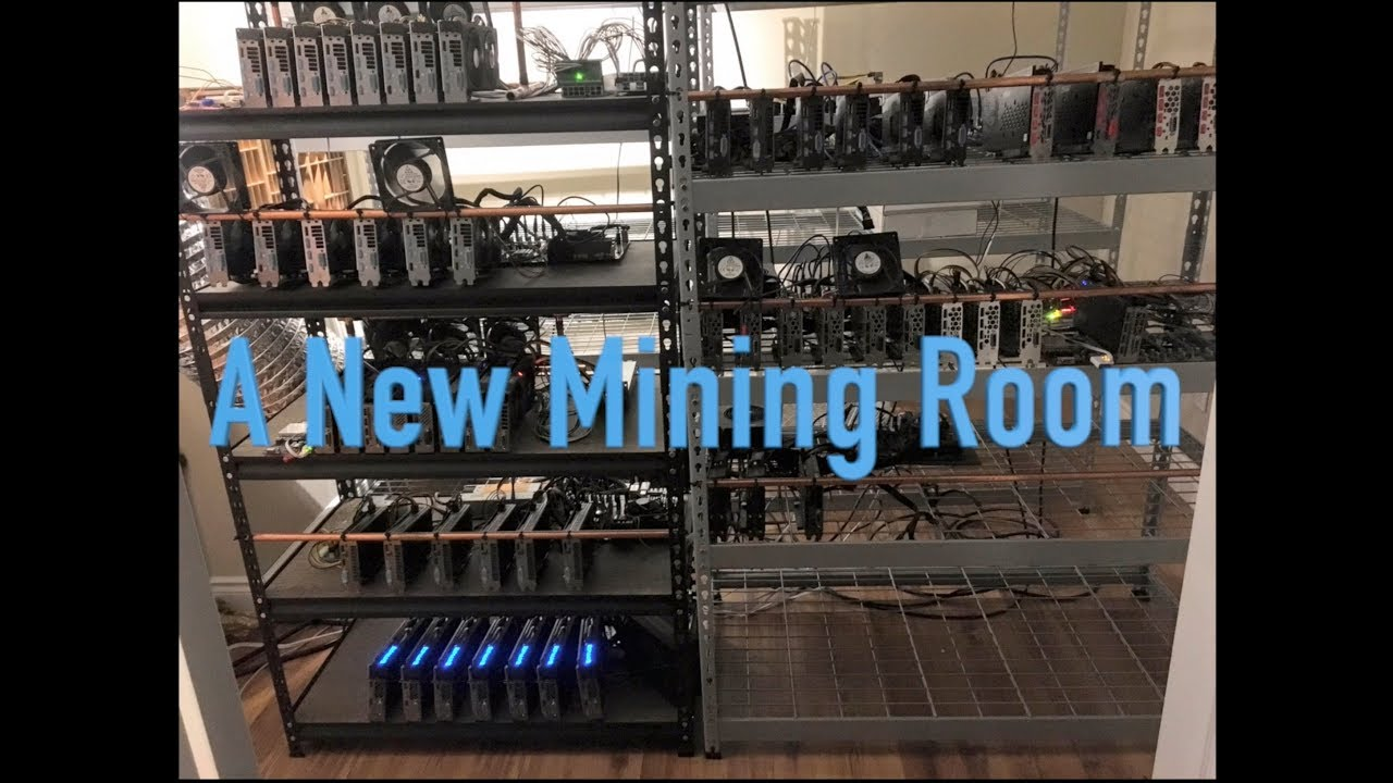 Bitcoin Mining Room - Faucet Game Earn Bitcoin