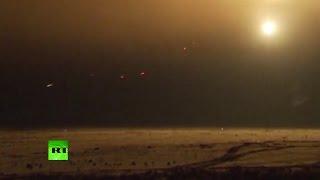 Интерьер и экстерьер XRAY в ночное время (ближний и дальний свет)