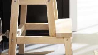 "BEKVÃ""M Step Stool - IKEA Home Tour"