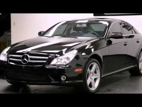 Used 2009 Mercedes-Benz CLS500 Dallas TX - YouTube