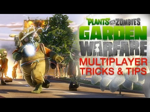 Plants vs Zombies Garden Warfare | Multiplayer Gameplay Tips | FTW February 2014