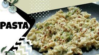 Tasty white sauce pasta at home | आसानी से बनाएं घर पर वाइट सॉस पास्ता