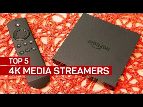 Download Top 5 4K media streamers (CNET Top 5)
