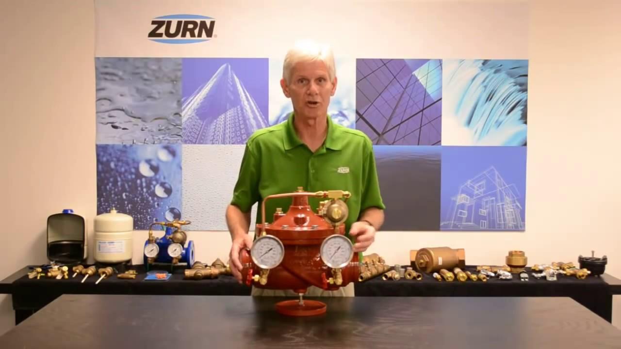 Zurn Wilkins Pressure Reducing Valves ZW209FP