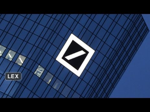 Deutsche Bank profit warning