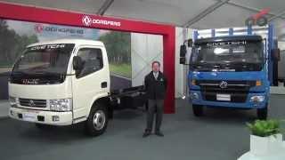 Dongfeng Camiones: portafolio de Civetchi en Colombia.