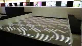 Супер новинка от DESSO светящаяся ковровая плитка(Данная ковровая плитка предназначена для создания уникальных шоу румов и рекламных площадок. На ней может..., 2014-02-03T05:54:44.000Z)