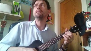 dirty old town the pogues ukulele cover