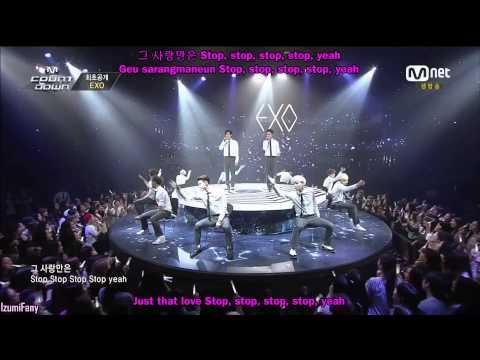 EXO - Moonlight (월광) [english subs + romanization + hangul]