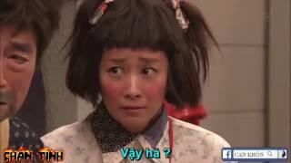 Hài Nhật Bản VIETSUB - Cha con hoàn cảnh