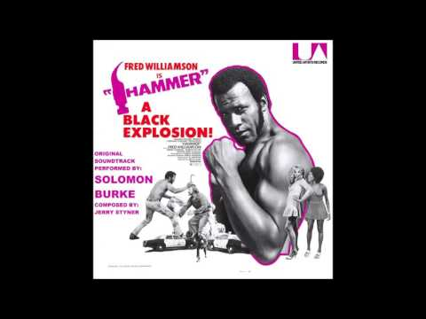 Solomon Burke & Jerry Styner - Lois' Love Theme (Loving You Is On My Mind)