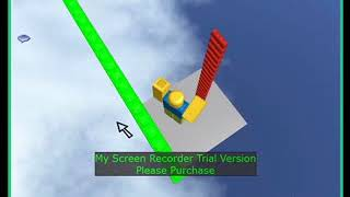 HOW TO MAKE A LADDEr ROBLOX
