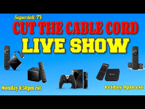 CUTTING THE CABLE CORD NEWS & GADGETS | WIFI ? | MODEM & ROUTER | PLEX &  REAL-DEBRID