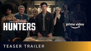 Hunters - Official Teaser Trailer I Amazon Prime Video