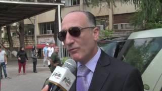 دعوى قضائية في لبنان تتهم «باسم يوسف» بالسخرية من عبد الناصر وإهانة فلسطين