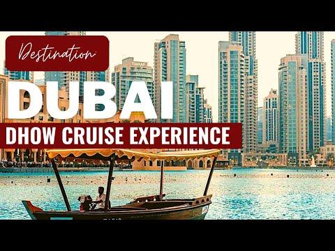 Dhow Cruise Dubai 2021