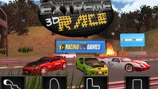 Play Online Extreme 3d Race - Car Games