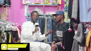 INTERVIEW DAY WITH NGWAGU FASHION-LABDA LULU KIDOGO ILA SIO WEMA SEPETU,GOSTA NI BONGE LA MSHKAJI...