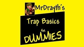 Gnomoria - Traps for Dummies, Learning the Basics