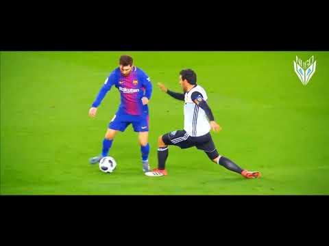 Lionel Messi ● Ultimate Messiah Skills 2018 ● Paranormal Goals  Skills Show ● HD