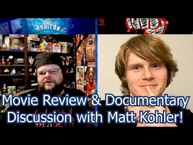 They Shall Not Grow Old Review & Discussion with Matt Kohler!