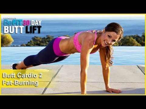 Butt Workout Cardio 2: Fat-Burning | 30 DAY BUTT LIFT