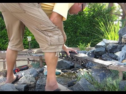 Model Railroad Train Track Plans -Great Ideas For O Scale Trains by Ron – Outdoor Layout – Episode 9