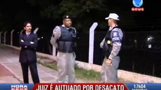 Juiz é abordado em blitz e discute com policiais em Porto Alegre - Rafael Machado thumbnail