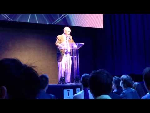 Ivan Sutherland at Proto Awards 2015