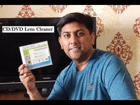 How To Clean CD / DVD / Laptop Lens (Writex CD / DVD Lens Cleaner)