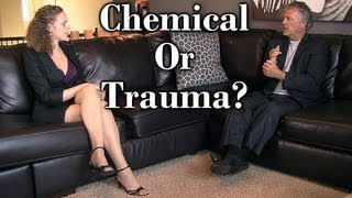 Cause of Mental Health Disorders: Chemical or Trauma? Psychiatrist Colin Ross & Corrina Psychetruth