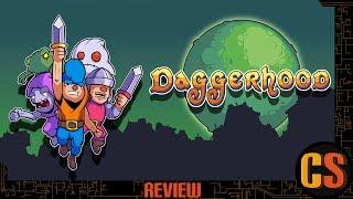 DAGGERHOOD PS4 - REVIEW (Video Game Video Review)