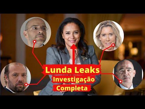 Luanda Leaks - Investigação Completa: Como Isabel Dos Santos Roubou Angola