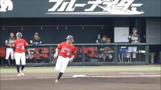 2017/05/04 丸亀市民球場 香川オリーブガイナーズ対高知ファイティング...