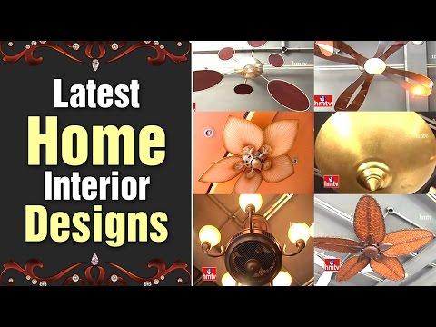 Latest Home Interior Designs with Madhuri - HMTV Dream Designs