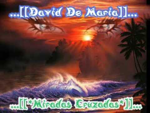 David De Maria-Miradas Cruzadas