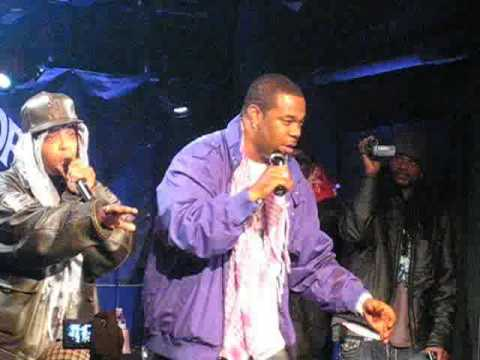 Busta Rhymes - Woo-Hah!! / Party Is Goin' On Here Live