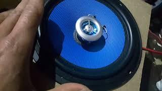 Test loa đồng trục bass ấm, chép sáng 120w 1 con, 1 cặp 550k