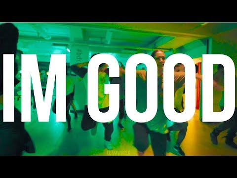 Luam Teaches 'i'm Good' Blaque