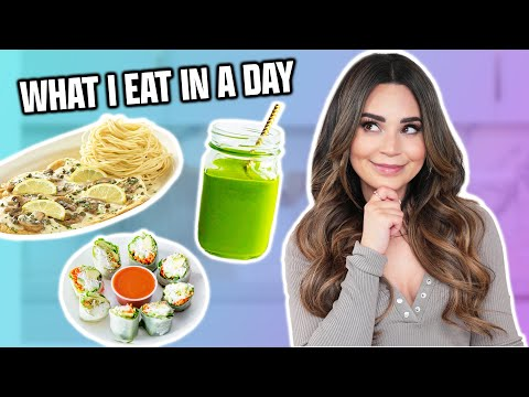 What I Eat In A Day (My Favorite Recipes)}