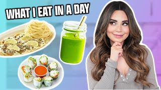 What I Eat In A Day (My Favorite Recipes)