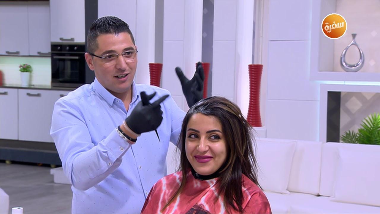 طريقة مذهلة لاستخدام صبغة الشعر الجاهزة !!