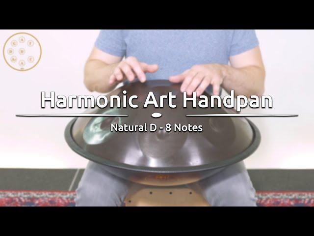 Sela 181 Harmony Handpan D Amara Percussion Melodie Stahl Rucksack Tasche
