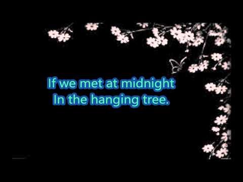 Howard feat jennifer lawrence the hanging tree lyrics youtube