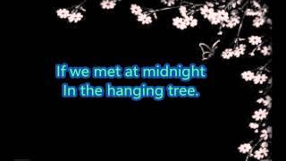 James Newton Howard Feat.  Jennifer Lawrence -The Hanging Tree (lyrics)