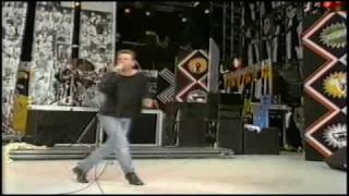 SIMPLE MINDS - Alive & Kicking Mandela 70th Wembley 1988